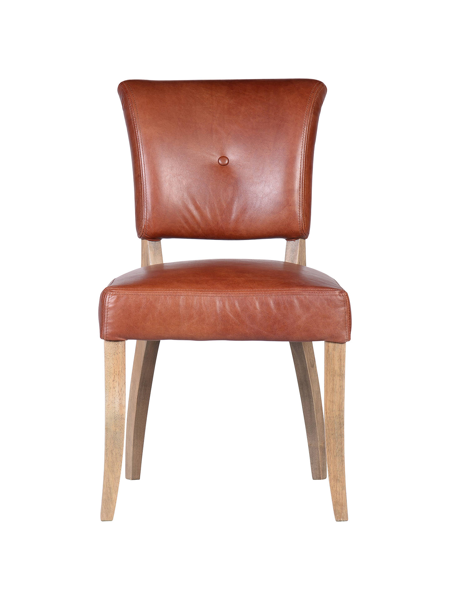 Awe Inspiring Saddle Leather Dining Chair Pabps2019 Chair Design Images Pabps2019Com