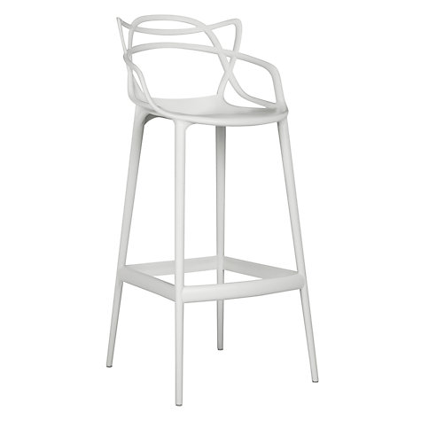 buy philippe starck for kartell masters bar chair john lewis. Black Bedroom Furniture Sets. Home Design Ideas