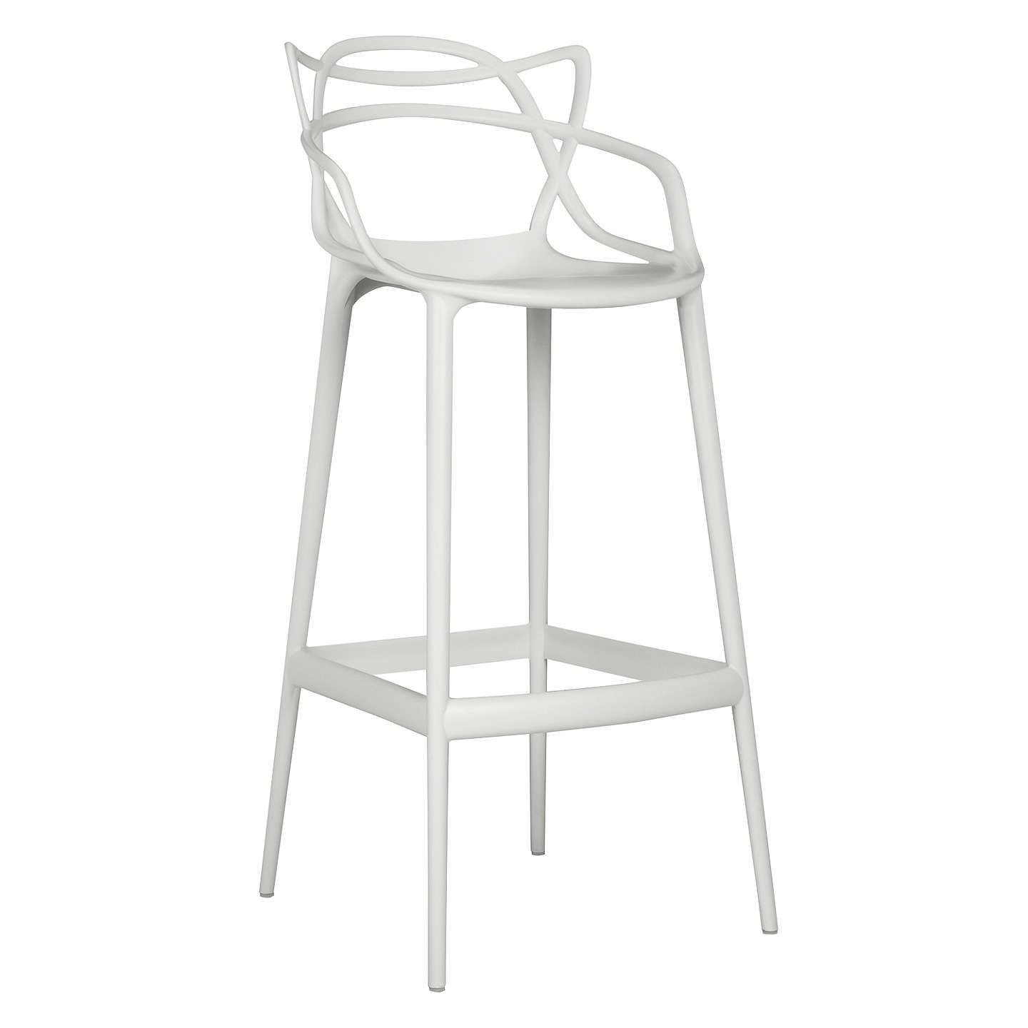philippe starck for kartell masters bar chair at john lewis. Black Bedroom Furniture Sets. Home Design Ideas