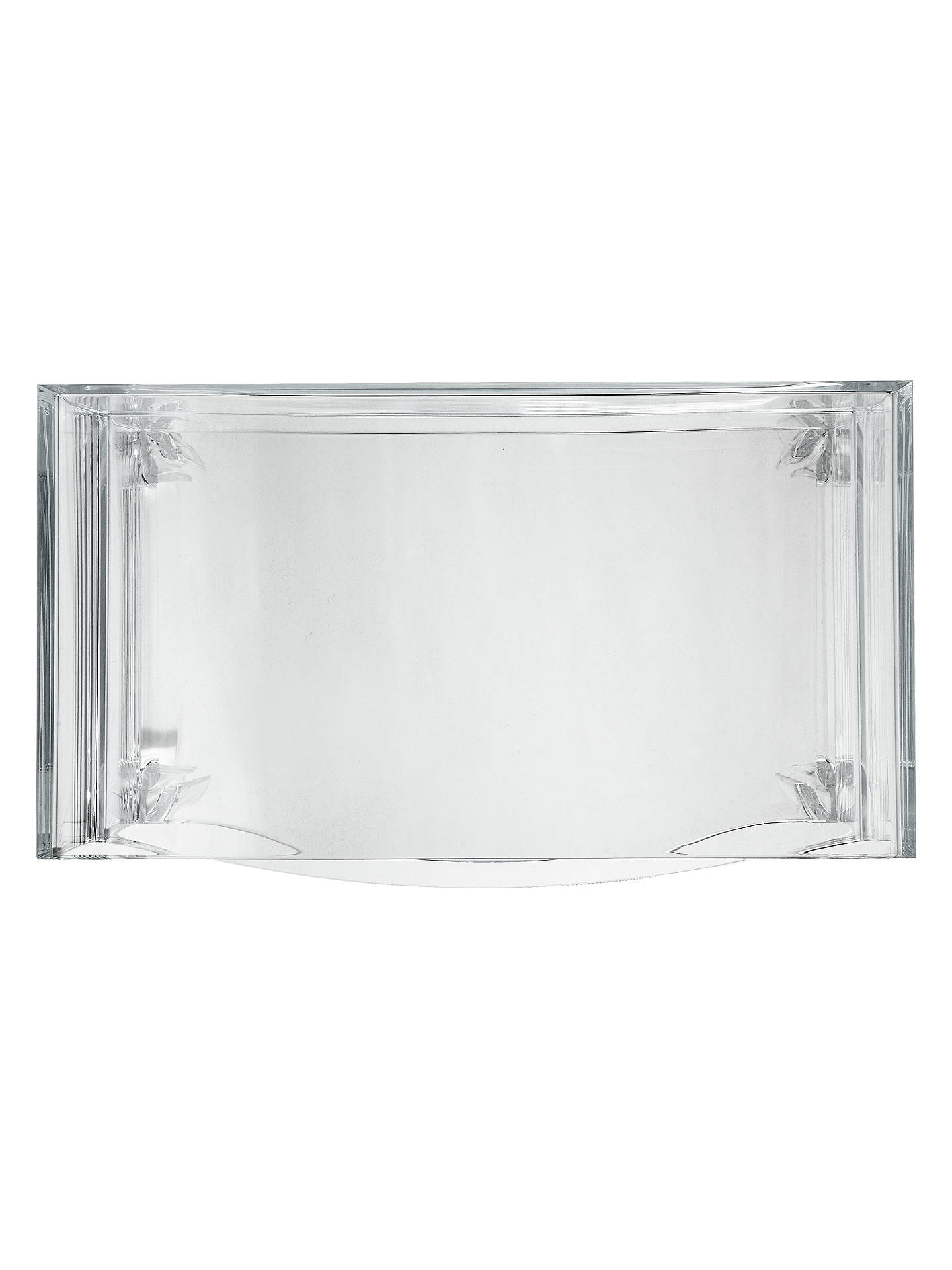 Philippe Starck For Kartell Ghost Buster Commode Crystal Large At