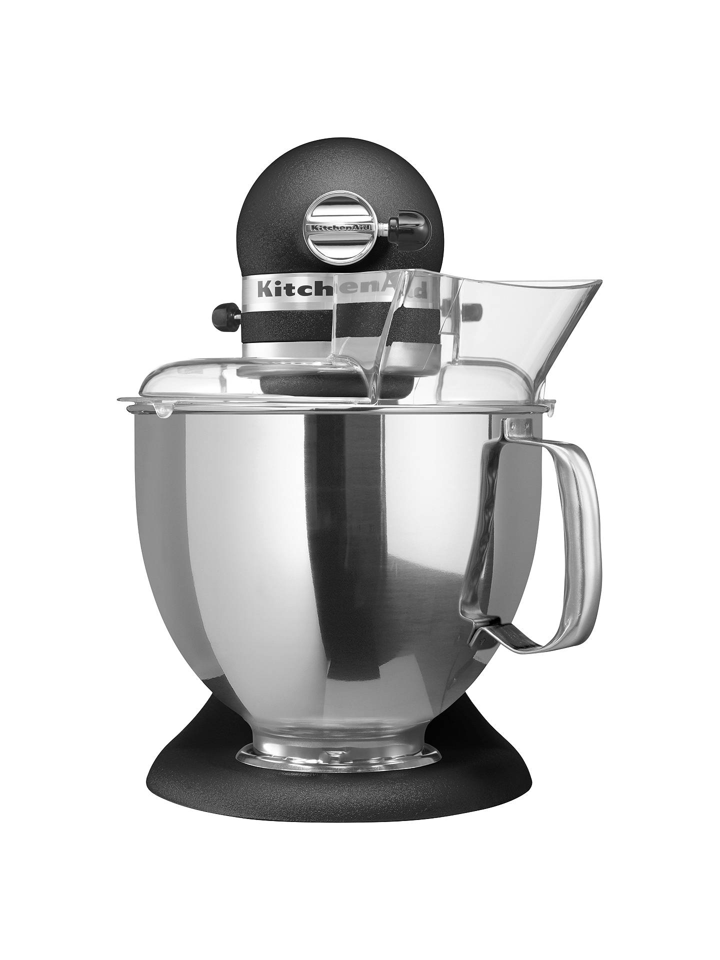 Buy KitchenAid Artisan 4.8L Stand Mixer, Cast Iron Online at johnlewis.com