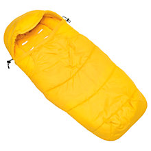 Buy iCandy Raspberry Footmuff, Sunflower Online at johnlewis.com