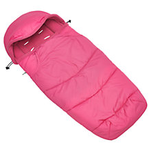 Buy iCandy Raspberry Footmuff Online at johnlewis.com
