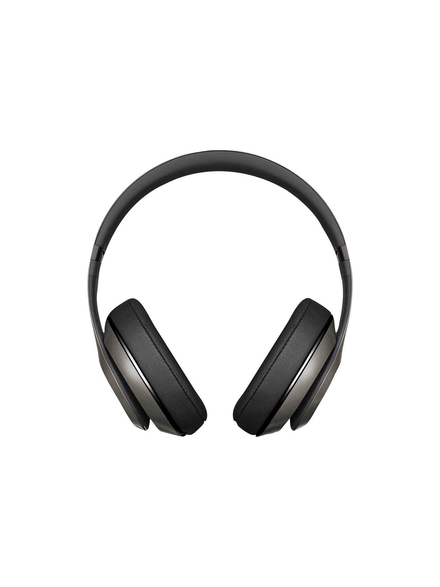 Buy Beats Studio Wireless Noise Cancelling Bluetooth Over-Ear Headphones with Mic/Remote, Steel Online at johnlewis.com