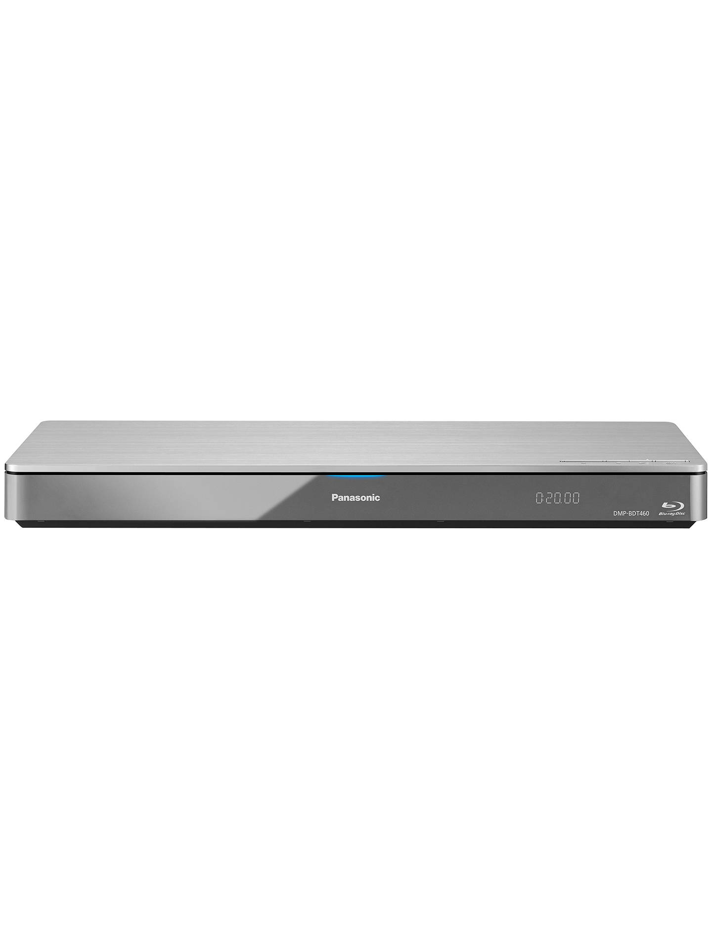 Panasonic Dmp Bdt460eb Smart 3d Blu Ray Discdvd Player At John