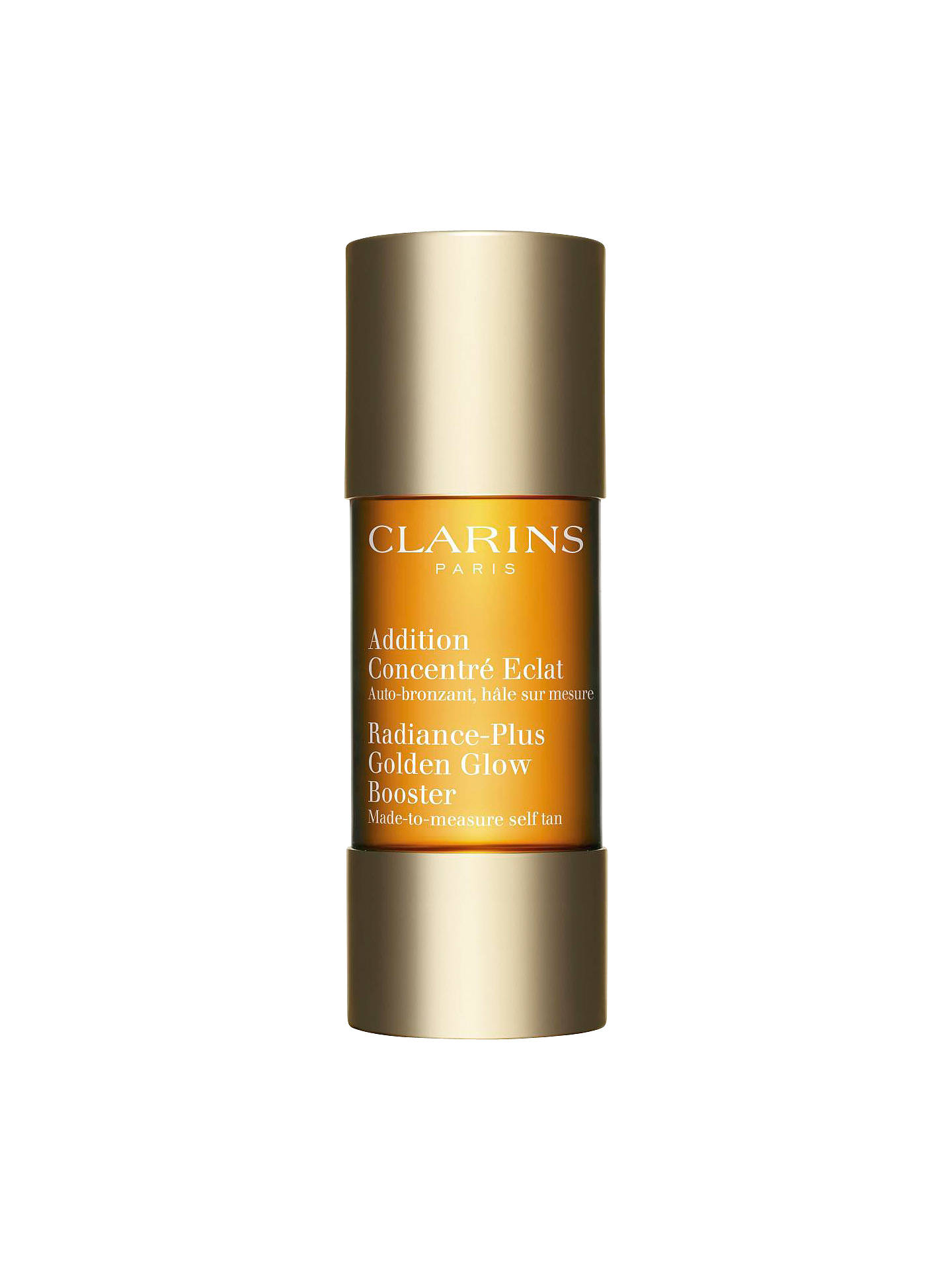 BuyClarins Radiance Plus Golden-Glow Booster, 15ml Online at johnlewis.com