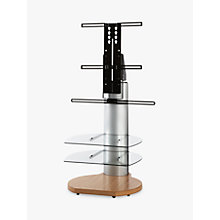 "Buy Off The Wall Origin II S4 Stand for TVs up to 55"" & Sound Bars Online at johnlewis.com"