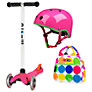 Buy Micro Mini Scooter Set, 3-5 years, Pink Online at johnlewis.com