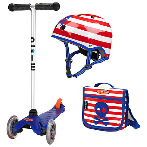 Buy Micro Mini Pirate Scooter Set, 3-5 years Online at johnlewis.com