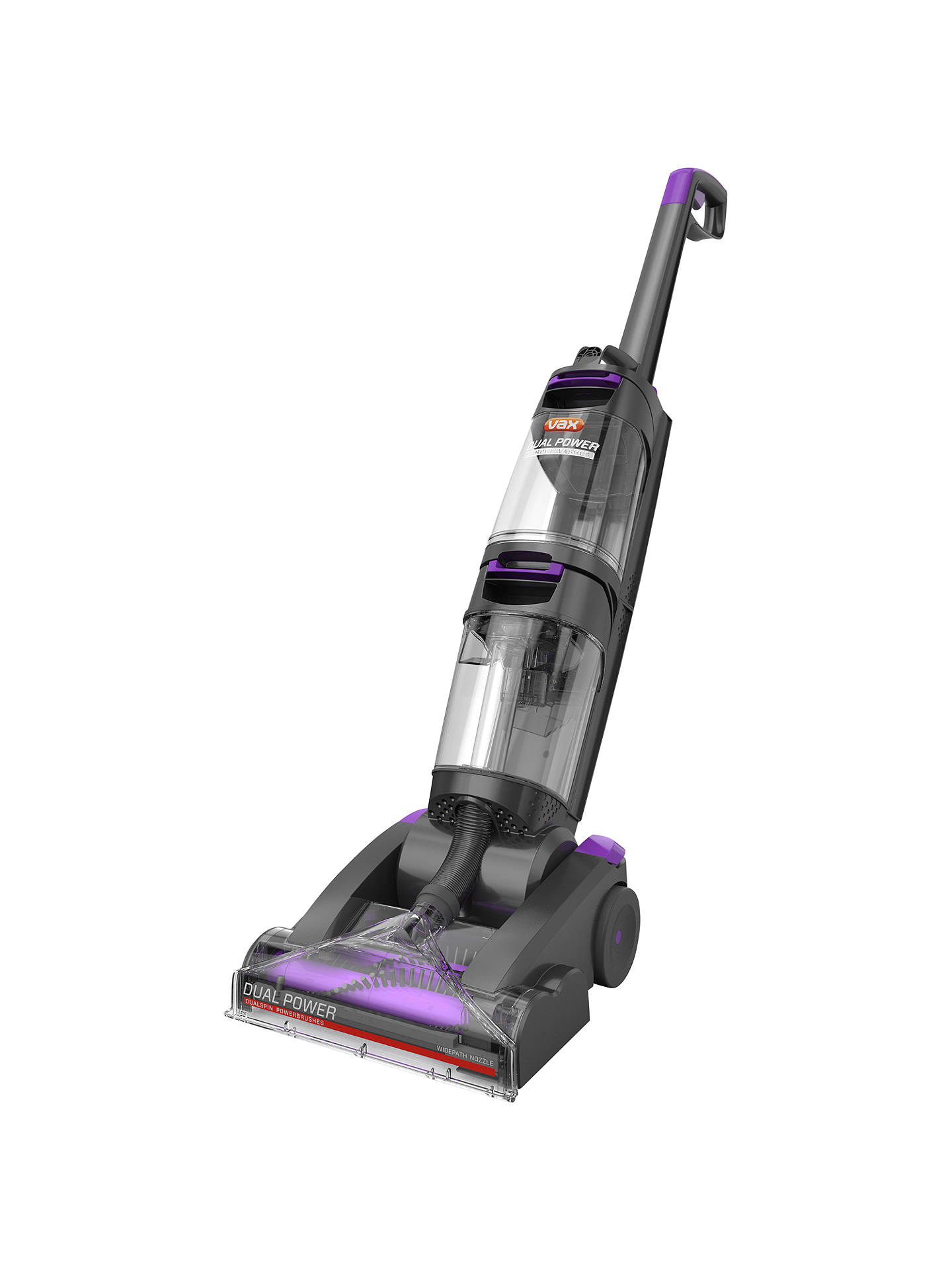 Vax Dual Power Plus Carpet Cleaner Instructions Www