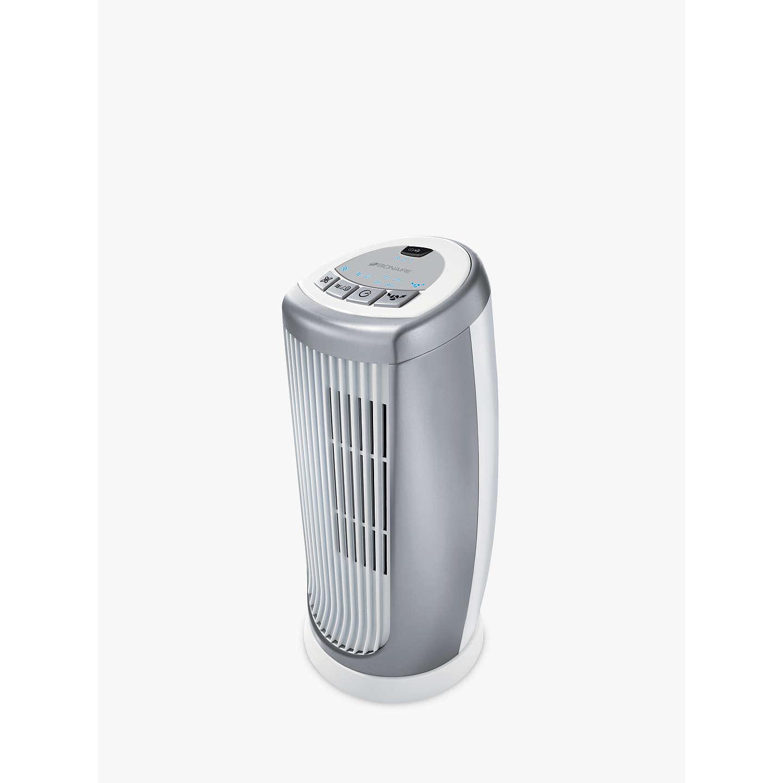bionaire bmt014d iuk mini tower fan white silver at john. Black Bedroom Furniture Sets. Home Design Ideas