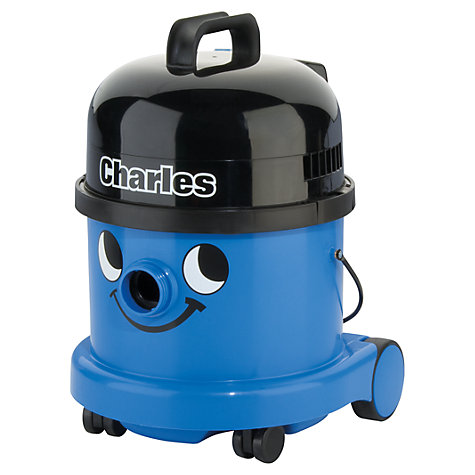 Buy Numatic Charles CVC370 Wet and Dry Cylinder Vacuum Cleaner Online at johnlewis.com