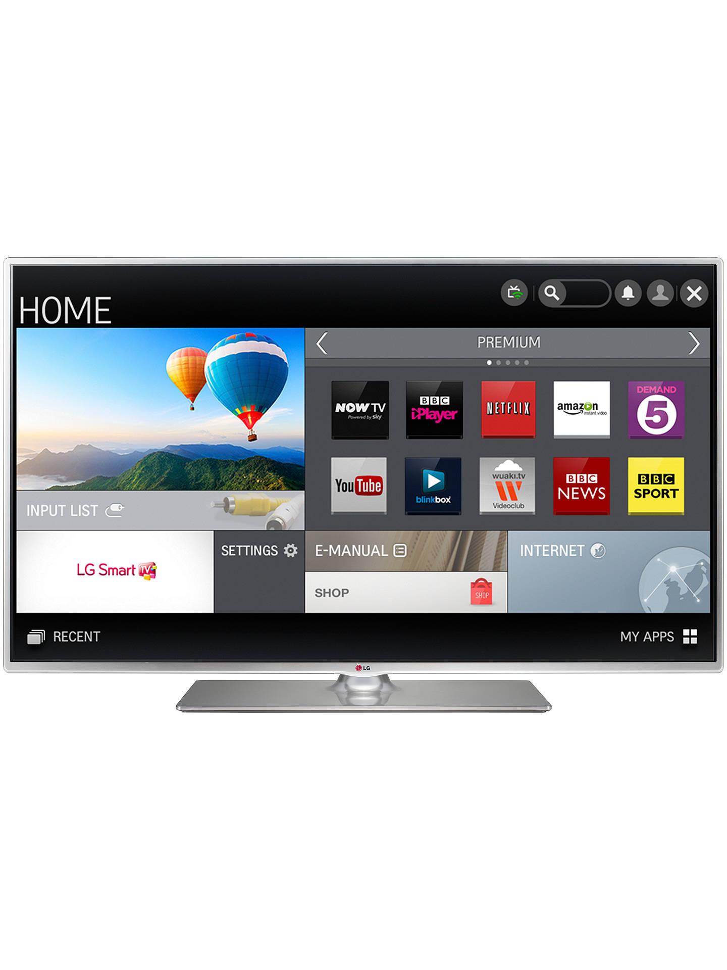 LG Smart TV | UHD 4K 43 inch TV | LG Australia