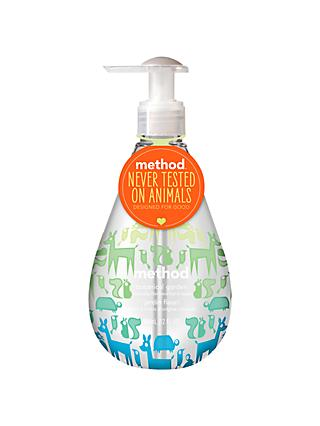 Method Botanical Gardens Liquid Hand Soap, 354ml