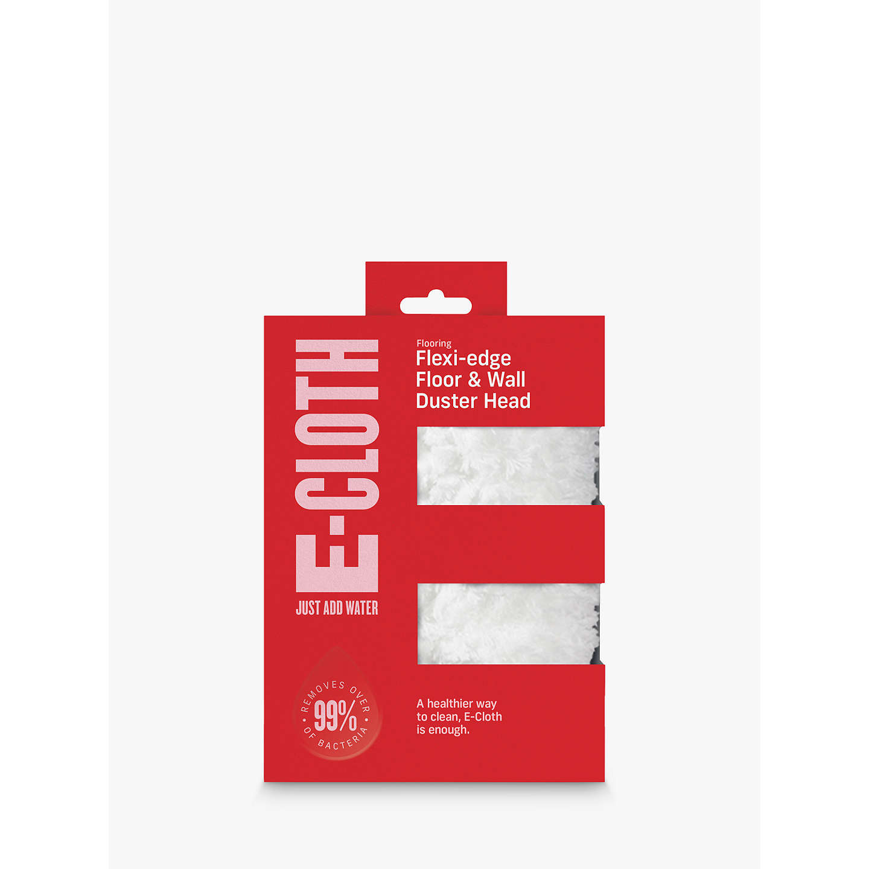 E Cloth Flexi Edge Floor And Wall Duster Refill Head At