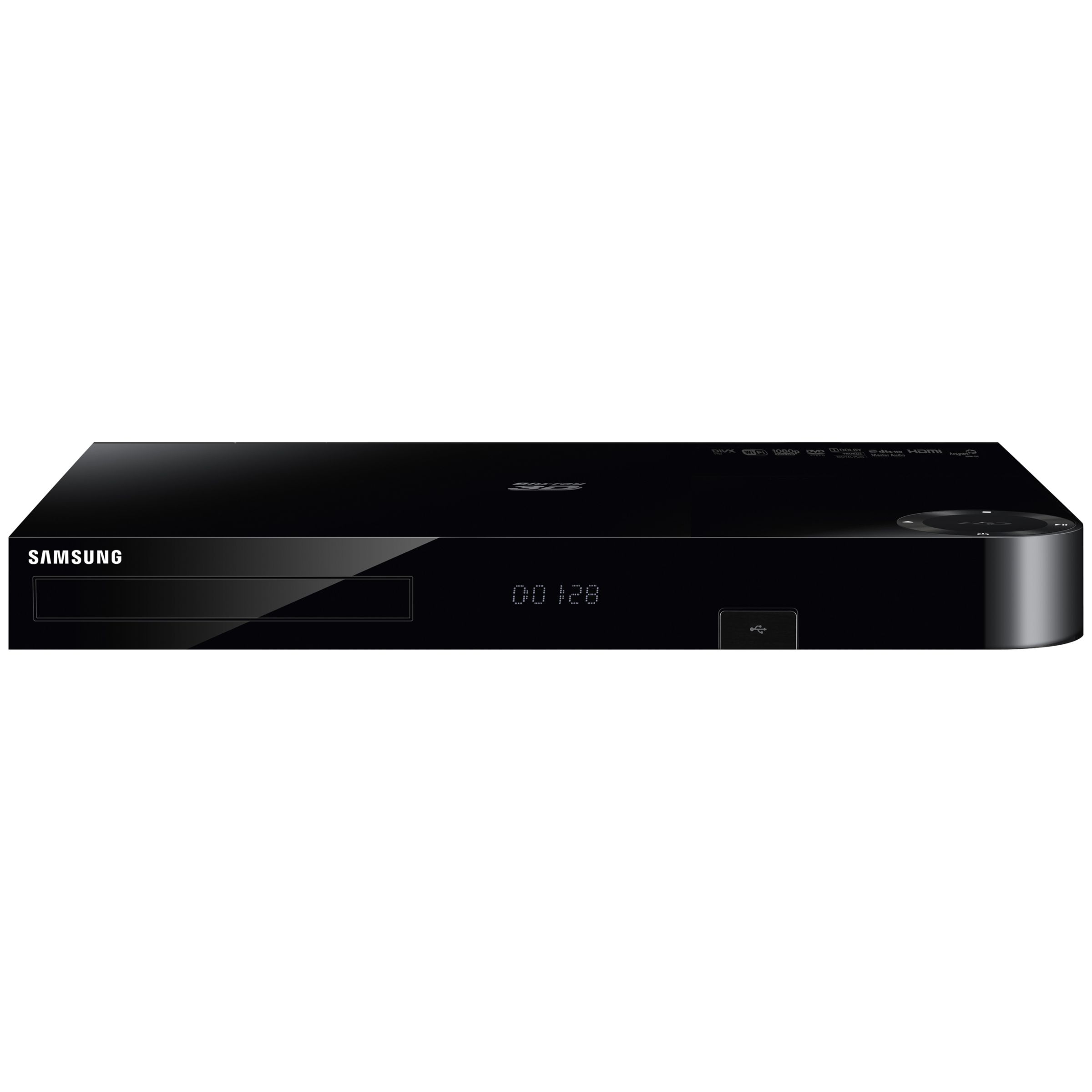 Ongekend Samsung BD-H8500 Smart 3D Blu-ray/DVD/HDD 500GB Freeview HD DL-47