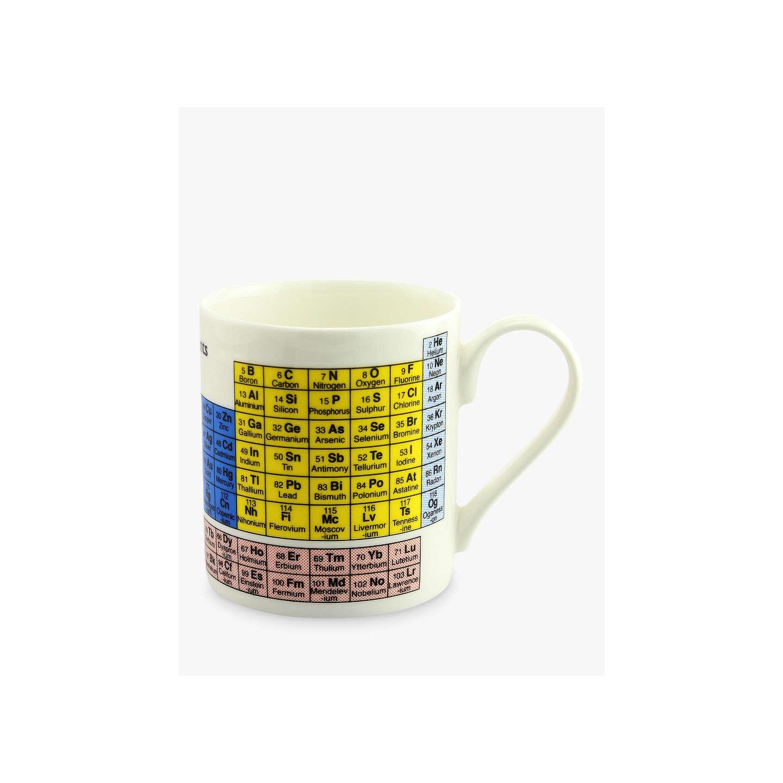 Mclaggan smith educational periodic mug 450ml at john lewis buymclaggan smith educational periodic mug 450ml online at johnlewis urtaz Choice Image