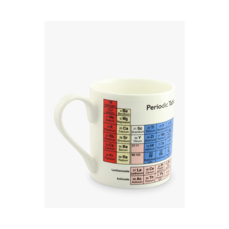 buymclaggan smith educational periodic mug 450ml online at johnlewiscom