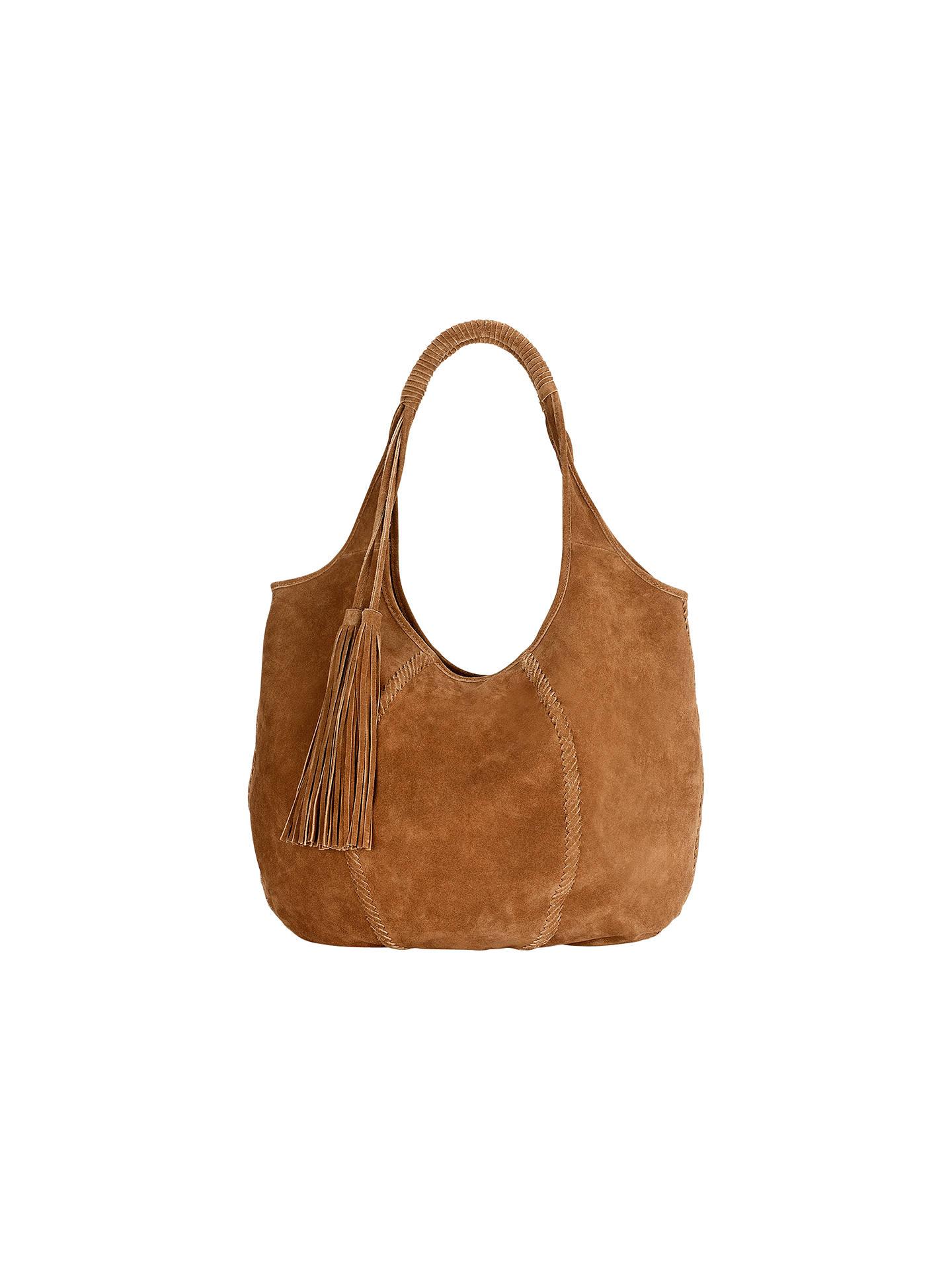 a577babd7123 BuyJigsaw Orla Suede Hobo Bag