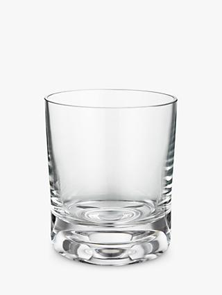 Dartington Crystal Circle Tumbler, Set of 2, 280ml, Clear