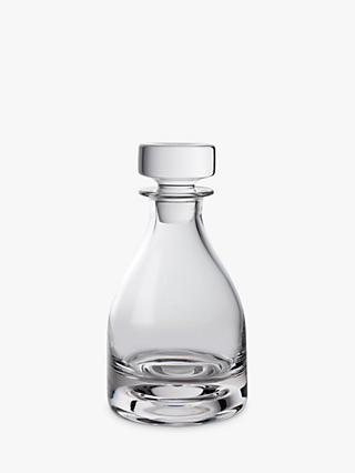 Dartington Crystal Circle Decanter, 700ml, Clear