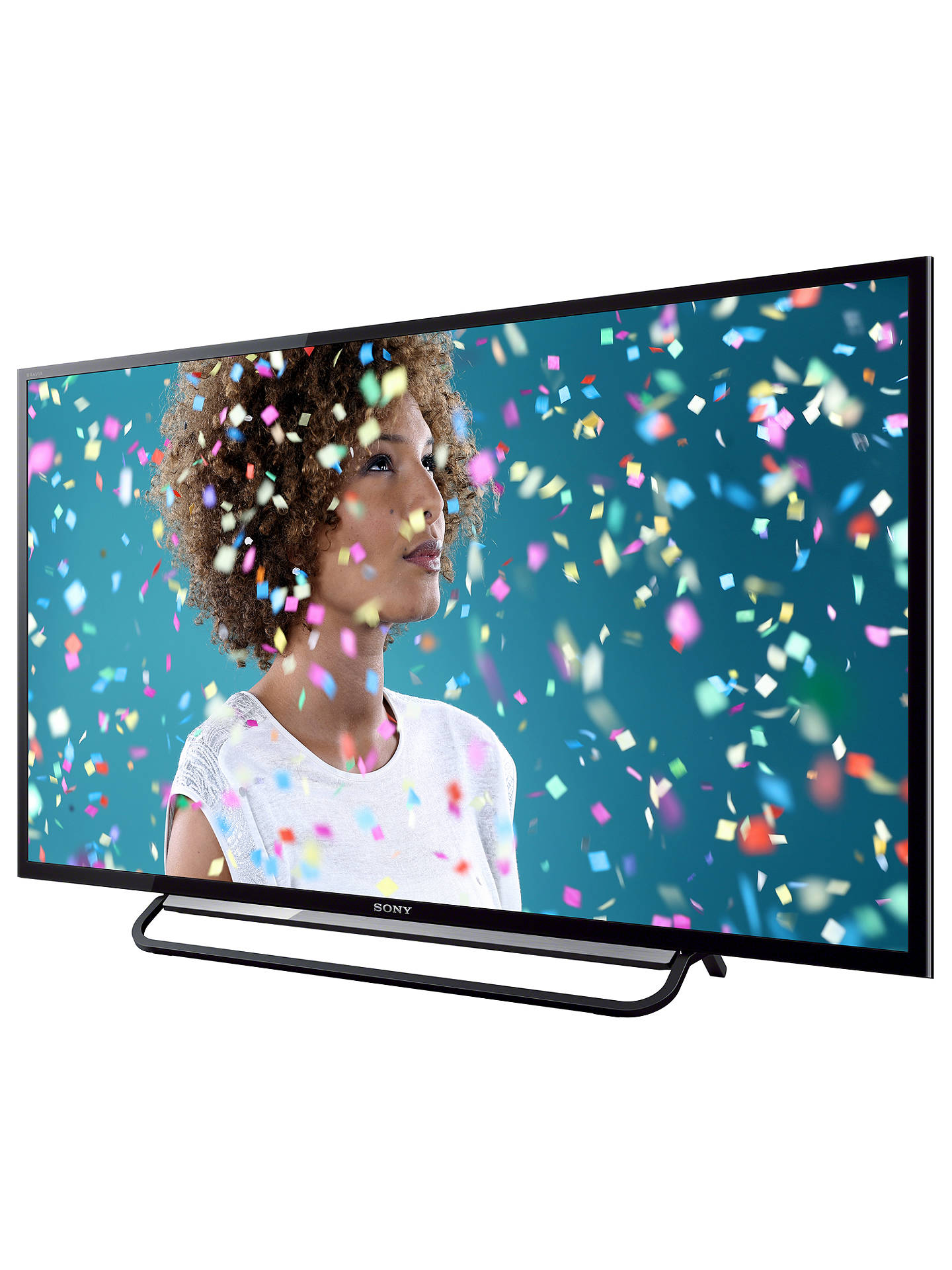 Sony Bravia Kdl40r483 Led Hd 1080p Tv 40 With Freeview At John Sharp Ib 16w Hair Dryer Plasmacluster Buysony Online Johnlewis