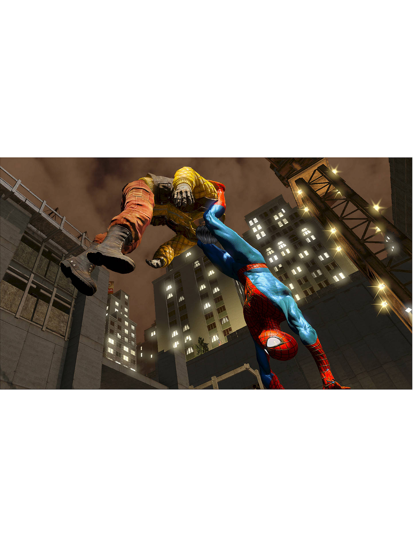 The Amazing Spider-Man 2, PS4 at John Lewis & Partners