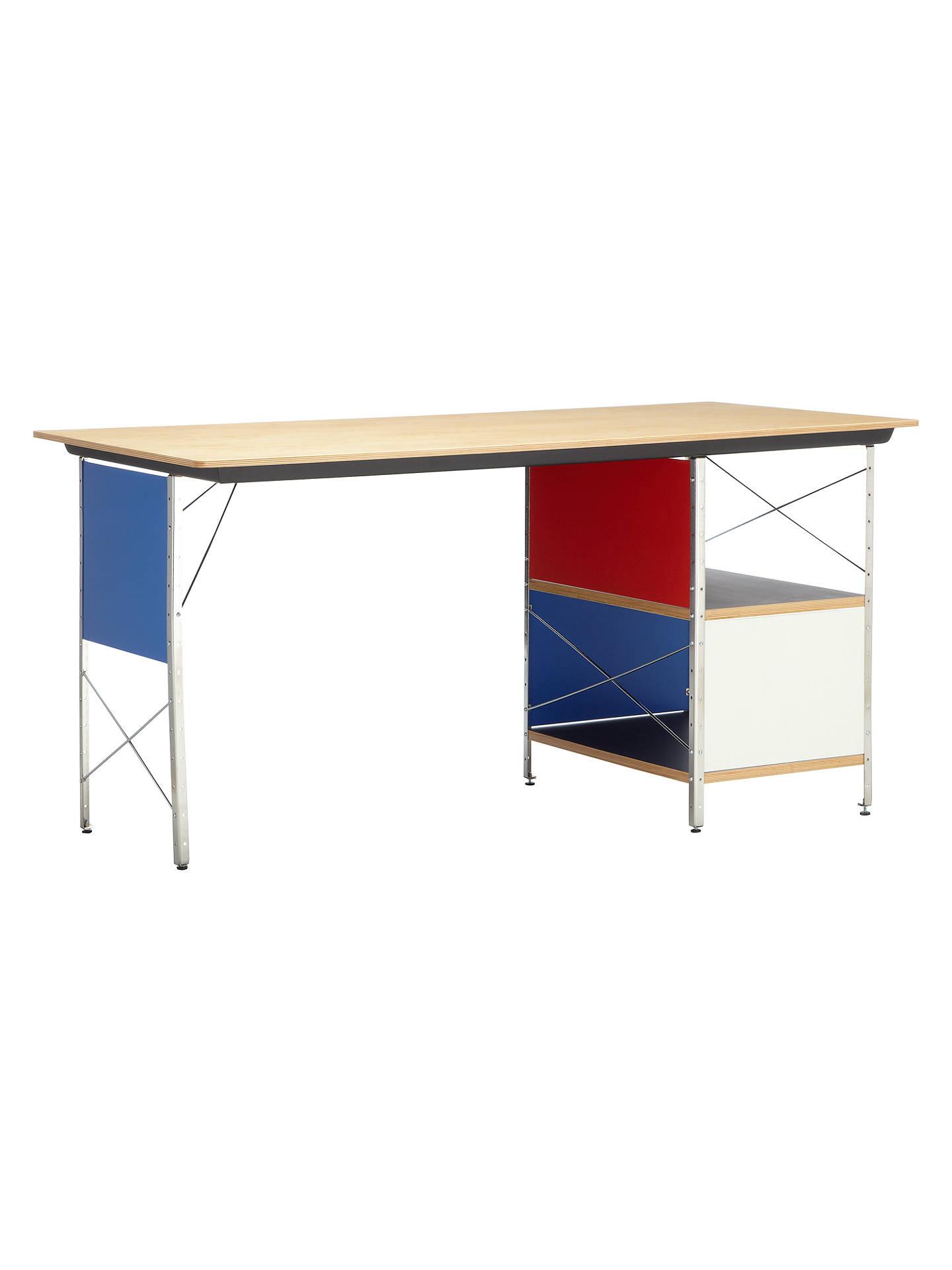buy online f67b4 b74e7 Vitra Eames Desk Unit, Multi at John Lewis & Partners
