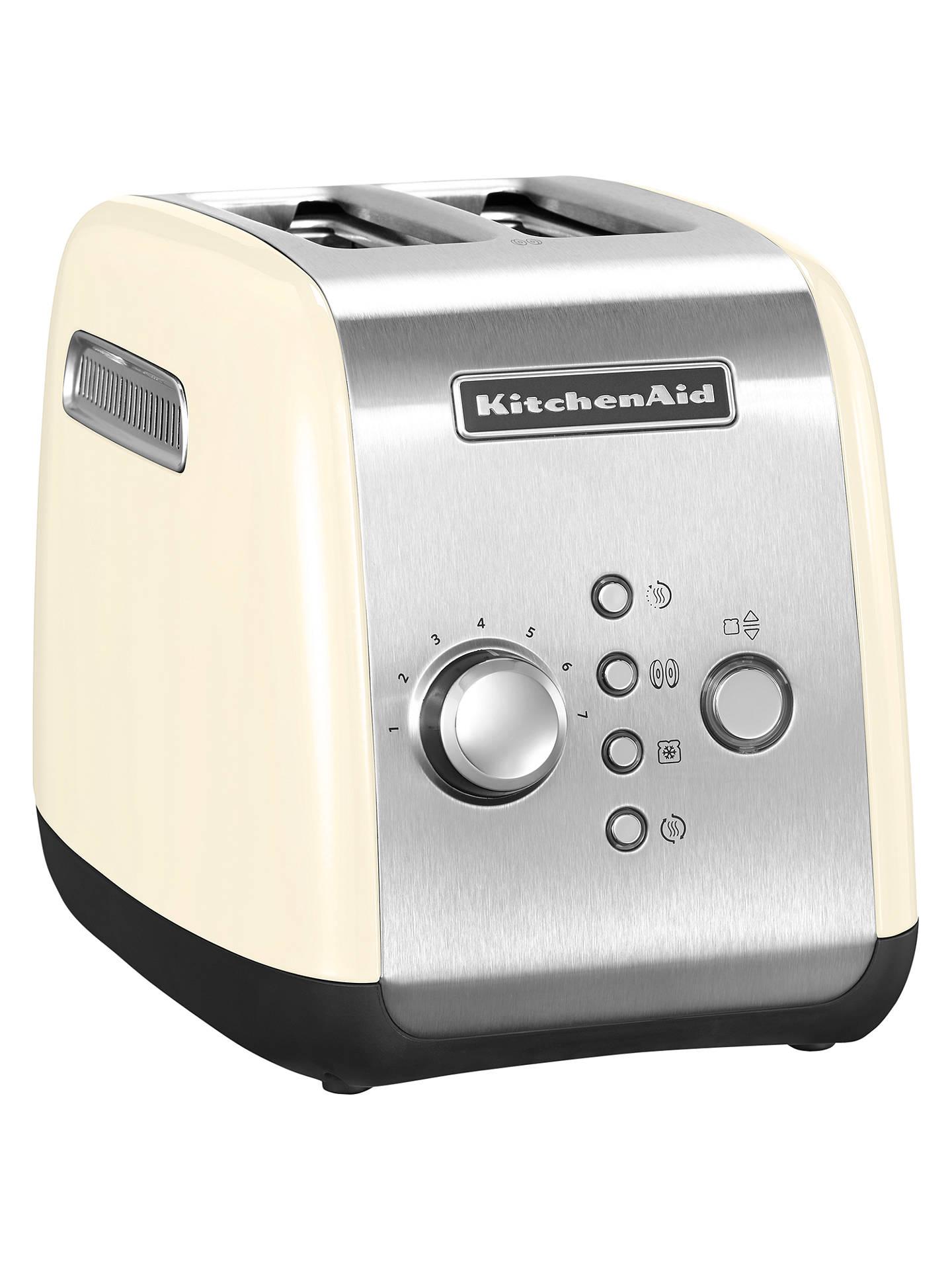 Kitchenaid 2 Slice Toaster At John Lewis Amp Partners