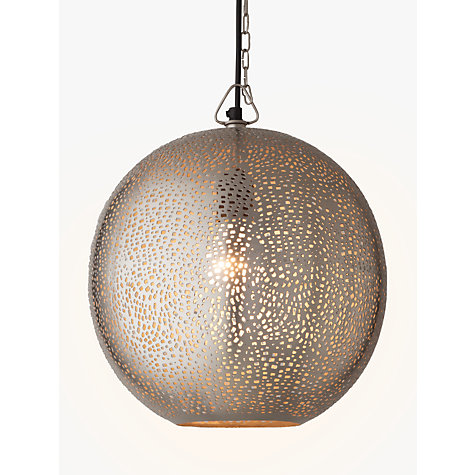 Buy john lewis lyra etched metal ceiling light john lewis buy john lewis lyra etched metal ceiling light online at johnlewis aloadofball Gallery