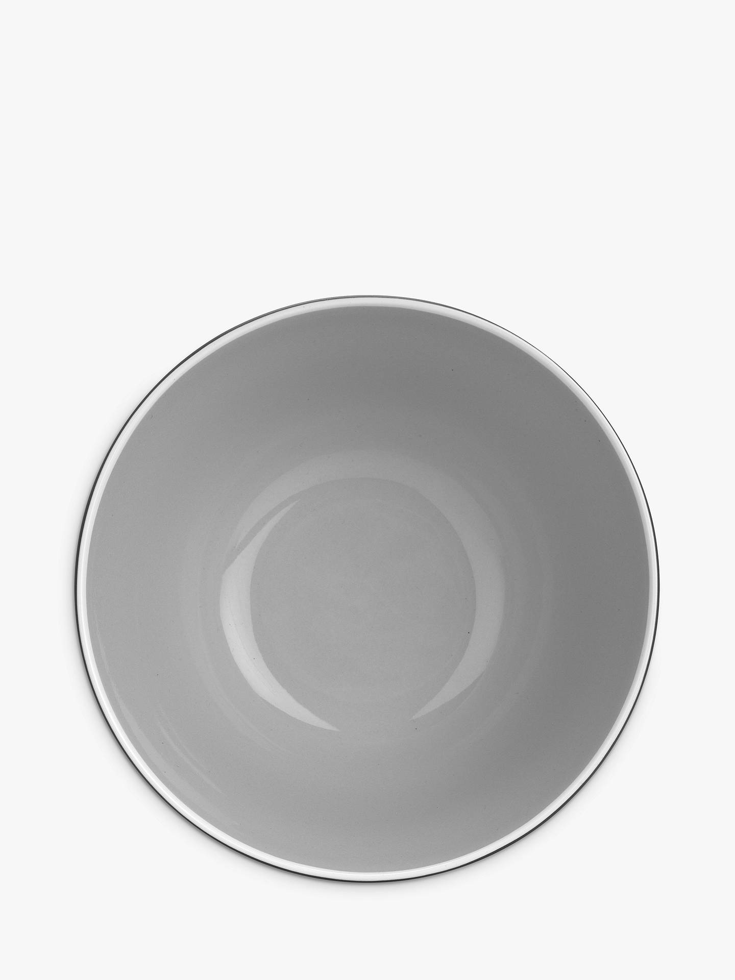 BuyJohn Lewis & Partners Puritan Dinnerware Set, 12 Piece, Grey Online at johnlewis.com