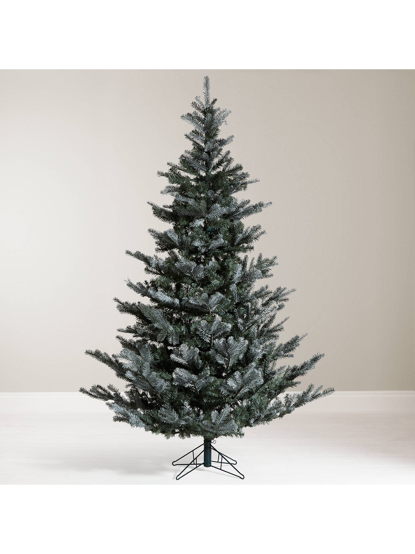 John Lewis Helsinki 7ft Silver Forest Spruce Christmas Tree at John ...