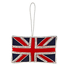 Buy Tinker Tailor Tourism Great Britain Flag Hanging Decoration Online at johnlewis.com