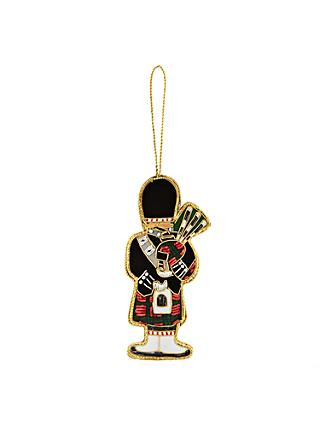 Tinker Tailor Tourism Bagpiper Hanging Decoration