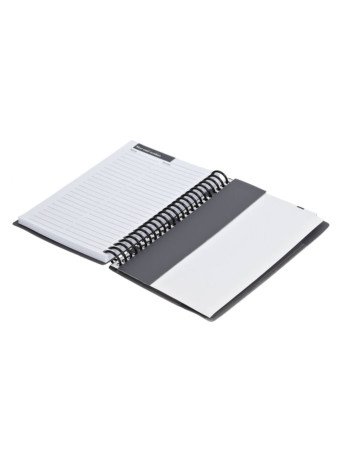 Buy Collins Delta A5 Week to View Mid Year 2014/15 Diary Online at johnlewis.com