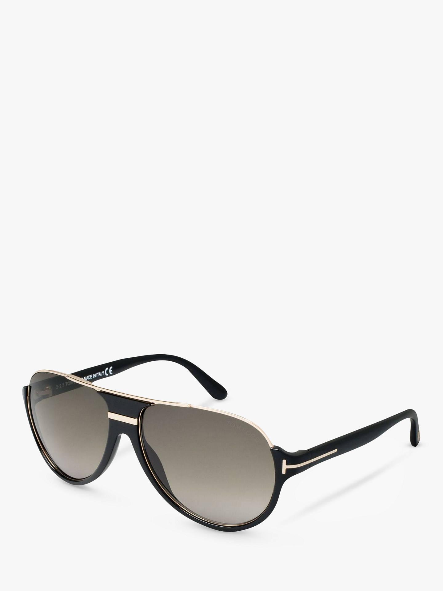 1205862bcf9c7 Buy TOM FORD FT0334 Dimitry Vintage Aviator Sunglasses