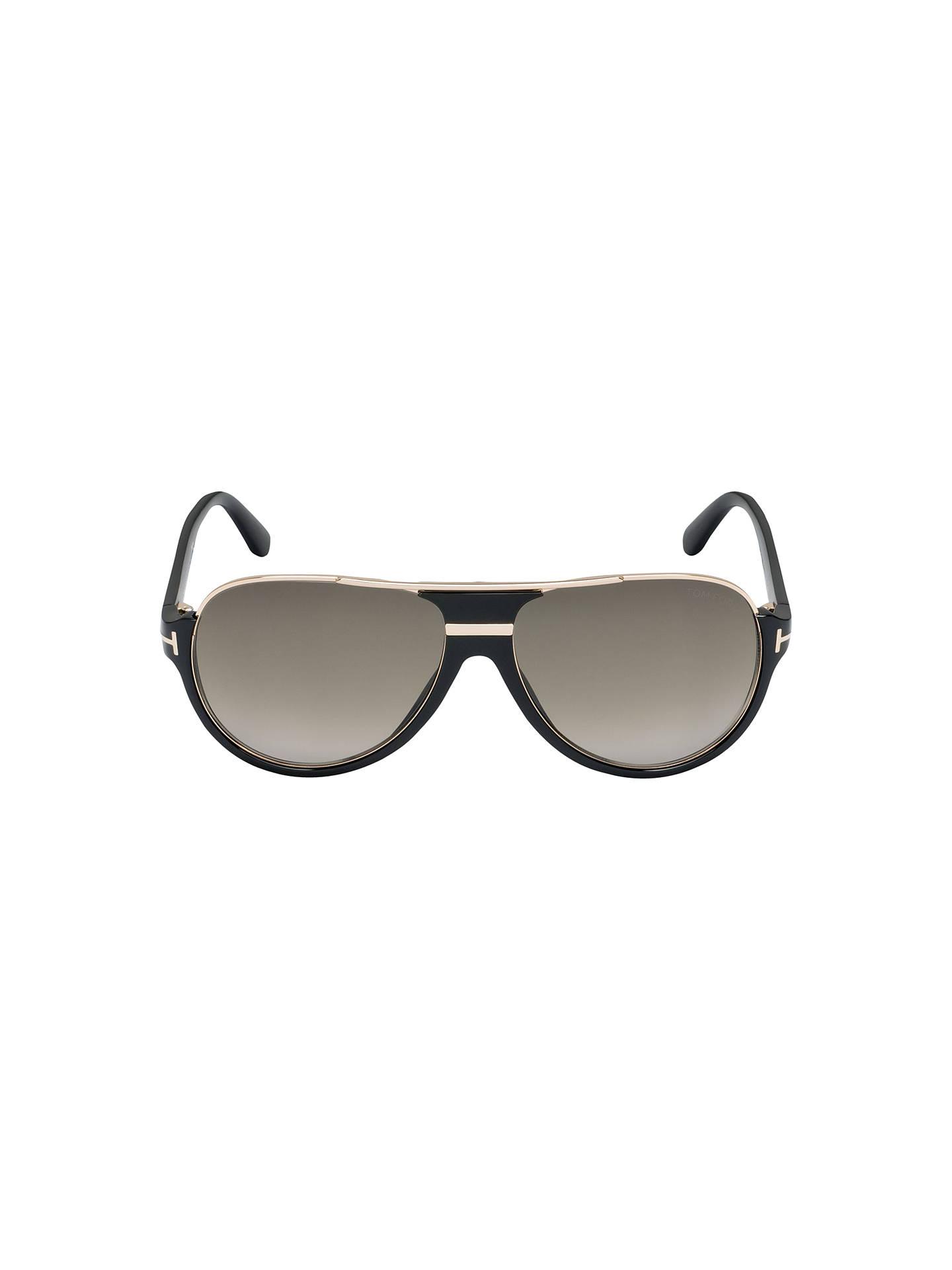 5797f4e13dc6b ... Buy TOM FORD FT0334 Dimitry Vintage Aviator Sunglasses