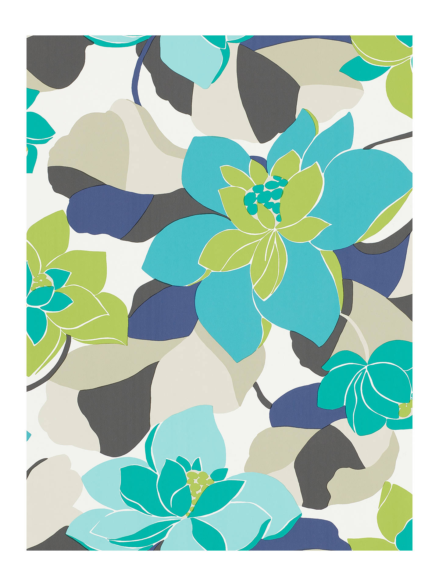 Buy Scion Diva Paste the Wall Wallpaper, 110863 Online at johnlewis.com