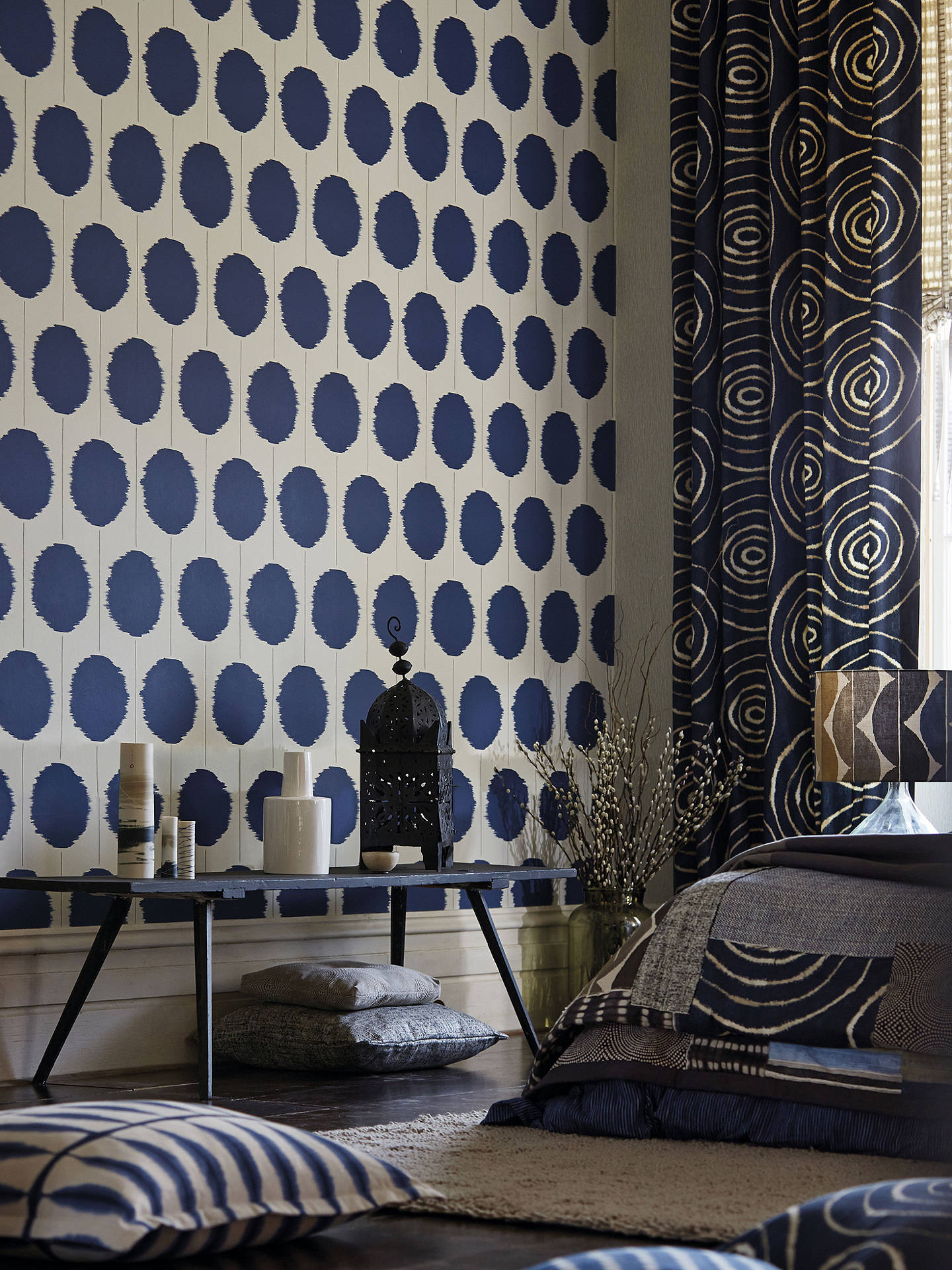Buy Scion Kimi Paste the Wall Wallpaper, 110857 Online at johnlewis.com