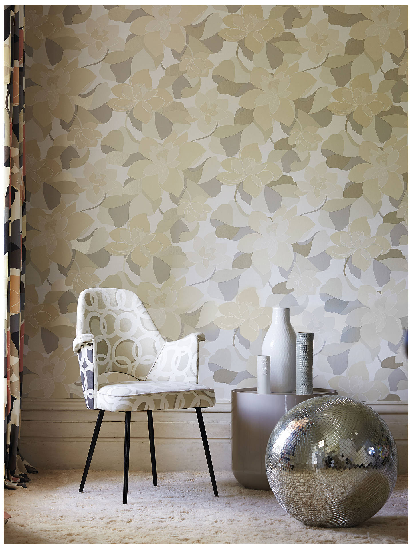 BuyScion Diva Paste The Wall Wallpaper 110859 Online At Johnlewis