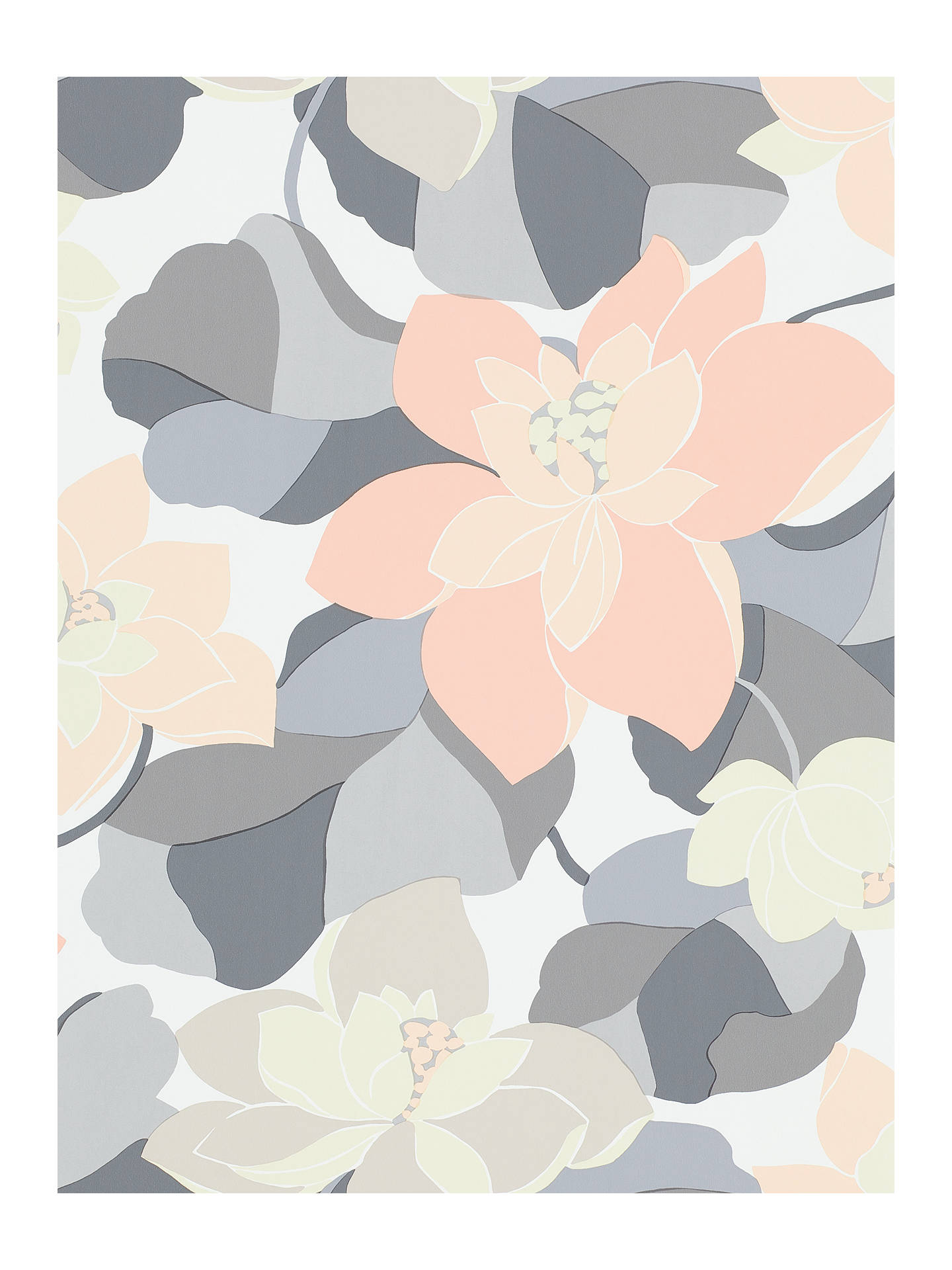 Buy Scion Diva Paste the Wall Wallpaper, 110862 Online at johnlewis.com