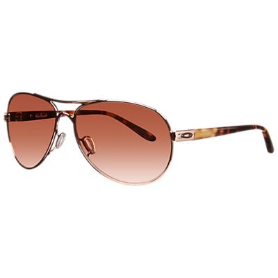 Oakley OO4079 Feedback™ Aviator Metal Frame Sunglasses