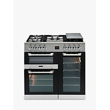 Buy Leisure CS90F530 Cuisinemaster Dual Fuel Range Cooker Online at johnlewis.com