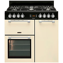 Buy Leisure CK90F232 Cookmaster Dual Fuel Range Cooker Online at johnlewis.com