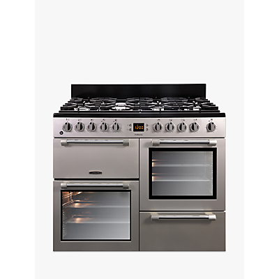 Leisure CK100F232 Cookmaster Dual Fuel Range Cooker