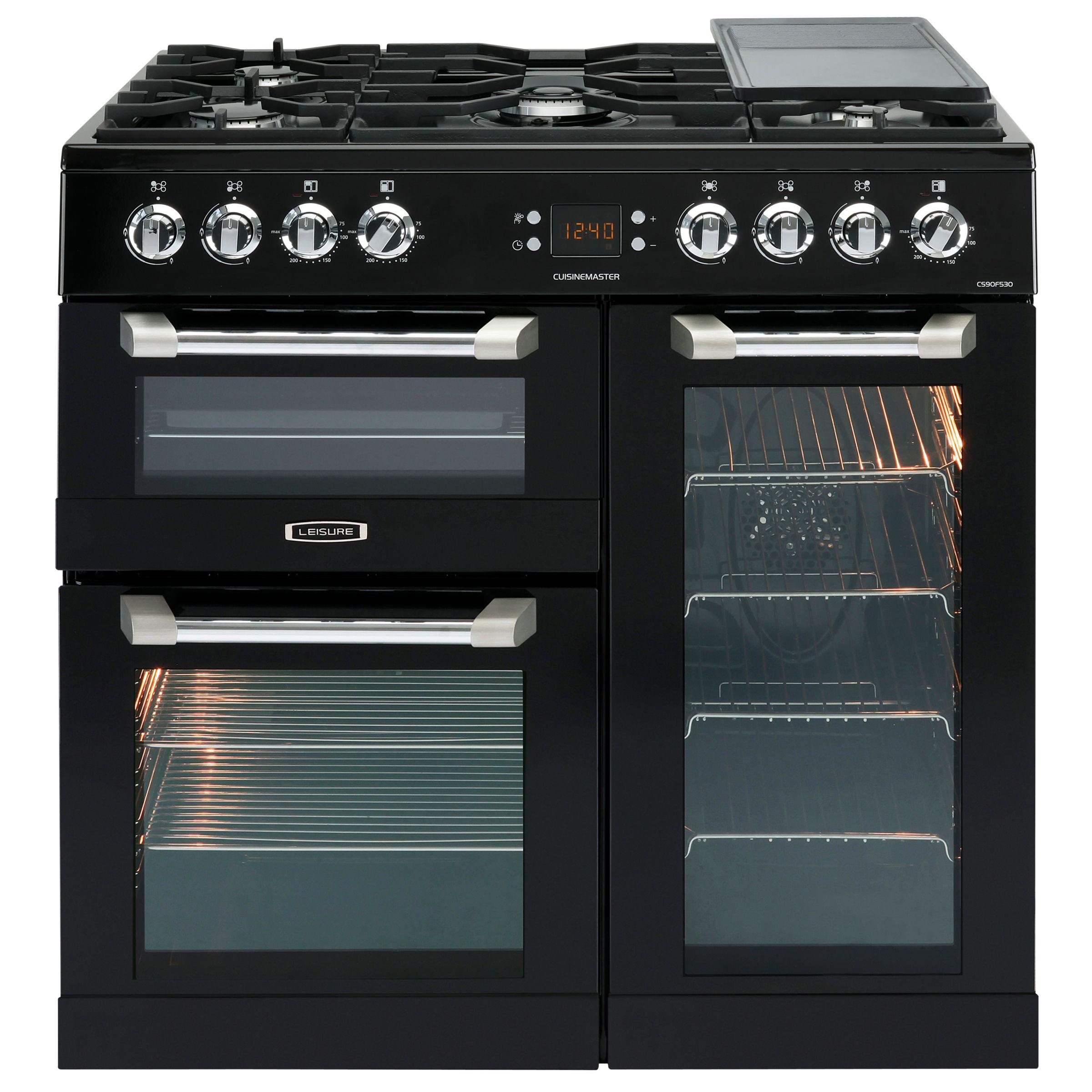 Leisure Leisure CS90F530 Cuisinemaster Dual Fuel Range Cooker