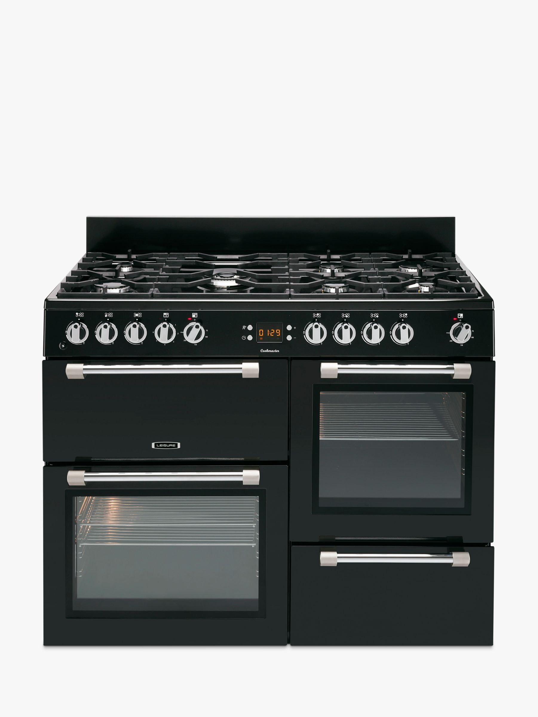 Leisure Leisure CK110F232 Cookmaster Dual Fuel Range Cooker