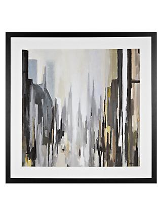 Gregory Lang - Cathedral Neutral Framed Print, 86 x 86cm