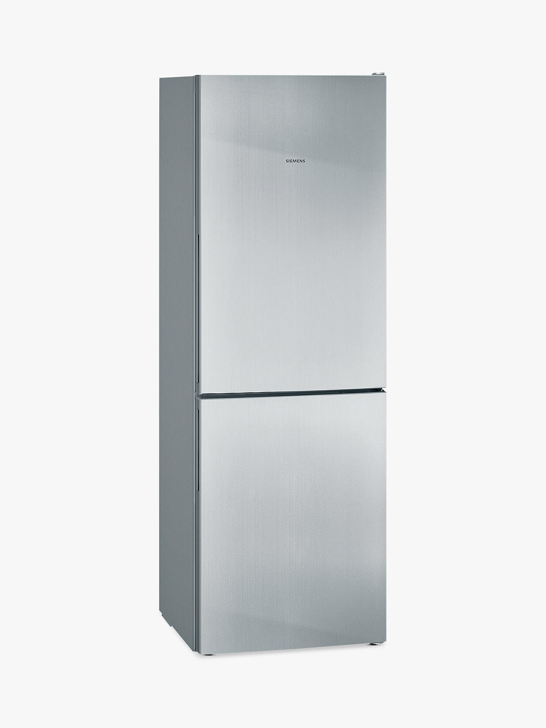 Buy Siemens KG33VVI31G Freestanding 60/40 Fridge Freezer, A++ Energy Rating, 60cm Wide, Stainless Steel Online at johnlewis.com