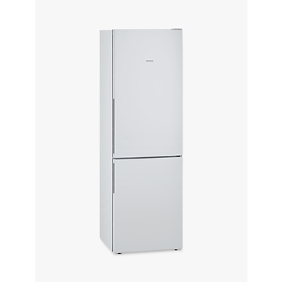 Siemens KG36VVW33G Fridge Freezer, A++ Energy Rating, 60cm Wide, White